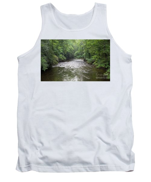 Davidson River In North Carolina Tank Top