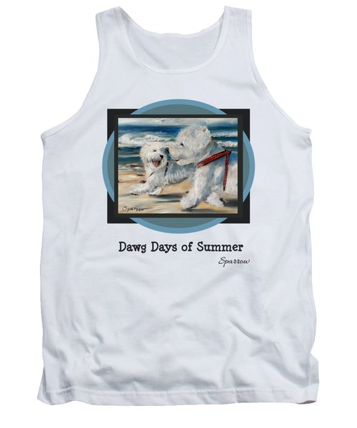 Dawg Days Of Summer Tank Top