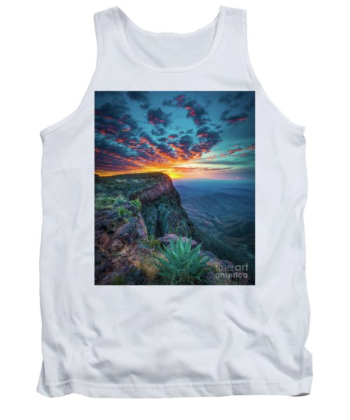 Dawn In The Chisos Tank Top