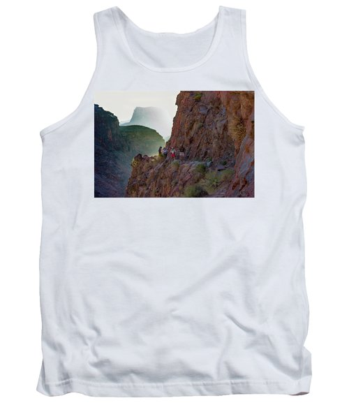 Dawn On Bright Angel Trail Tank Top