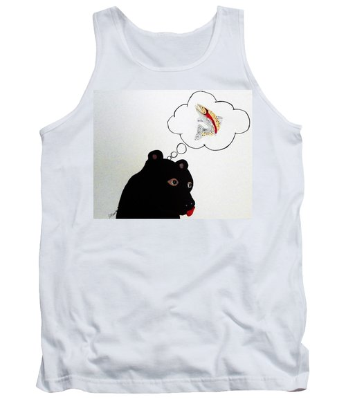 Day Dreaming Of Lunch Tank Top