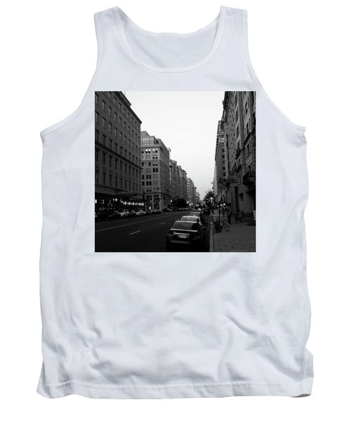 Dc Afternoons Tank Top