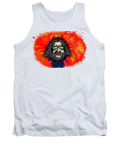 Dead Head Tank Top by Pat Cook