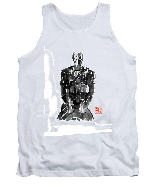 Deadpool Tank Top