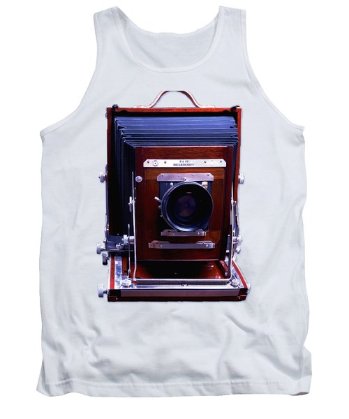Deardorff 8x10 View Camera Tank Top by Joseph Mosley