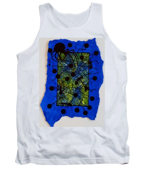 Death To Four Ants And A Fly Tank Top
