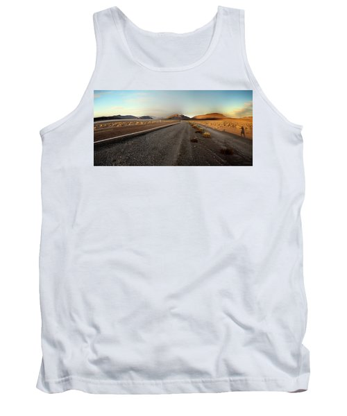 Death Valley Hitch Hiker Tank Top