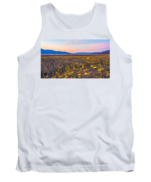 Death Valley Sunset Tank Top