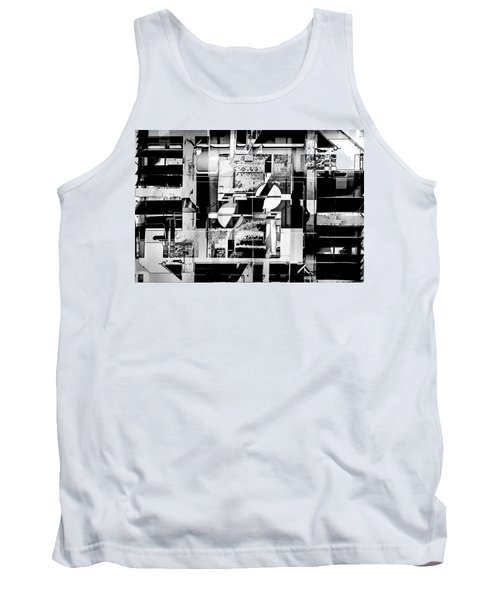 Decentralized Tank Top by Don Gradner