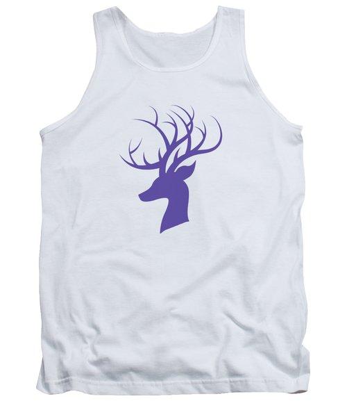 Deer Head Tank Top