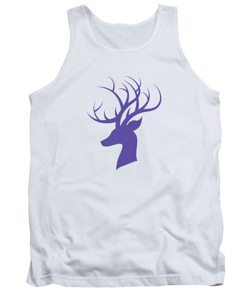Deer Head Tank Top