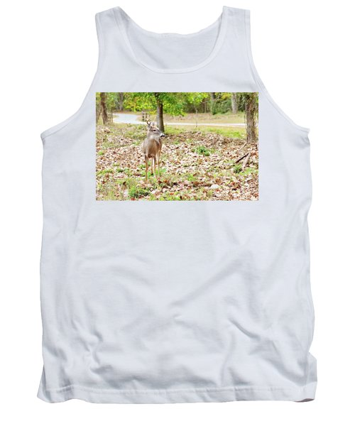 Deer Me, Are You In My Space? Tank Top