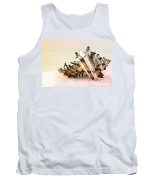 Delicate Shell Tank Top