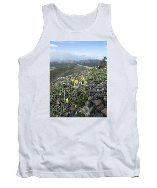 Denali Wildflowers Tank Top