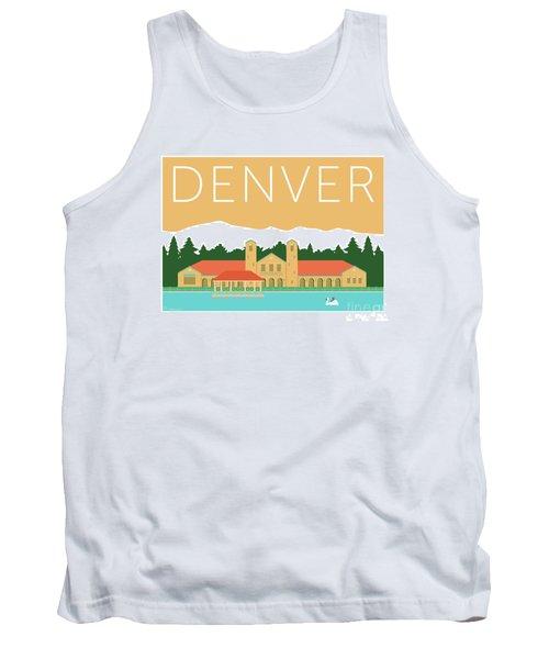 Denver City Park/adobe Tank Top