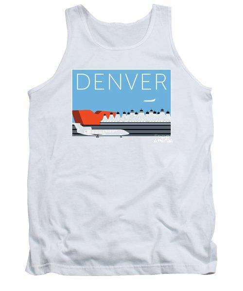 Denver Dia/blue Tank Top