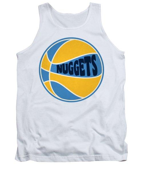 Denver Nuggets Retro Shirt Tank Top
