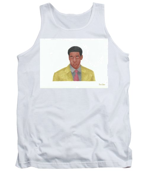 Denzel Washington Tank Top