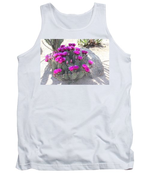 Desert Cactus Tank Top
