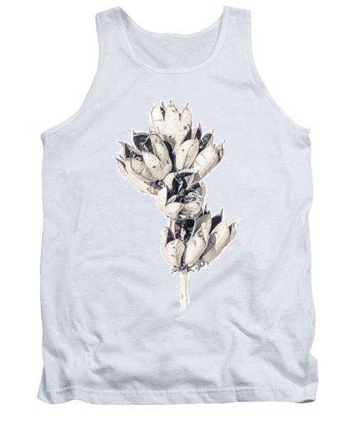 Desert Flower Tank Top by Racheal Christian