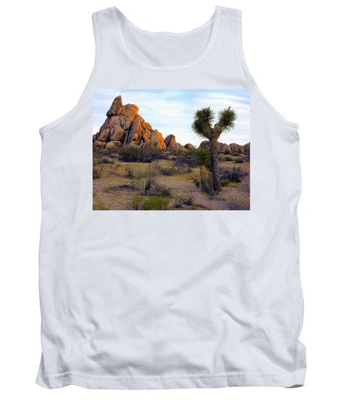 Desert Soft Light Tank Top