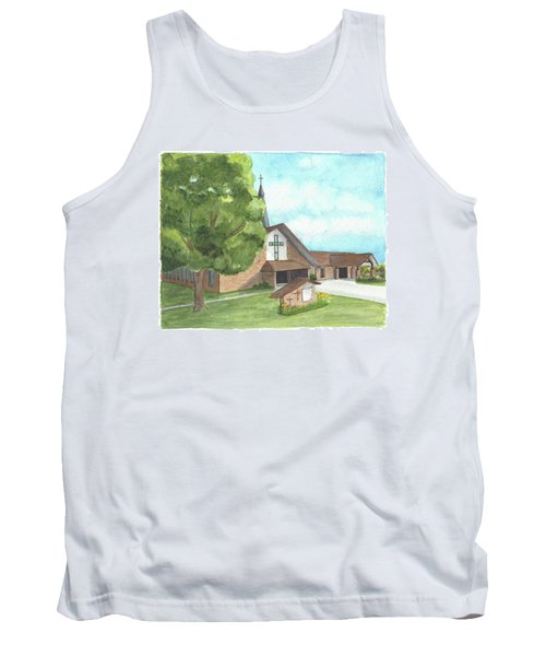 De Soto Baptist Church Tank Top