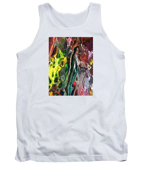 Detail Of Auto Body Paint Technician 5 Tank Top