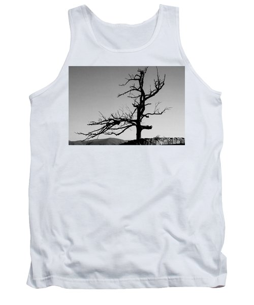 Devoid Of Life Tree Tank Top
