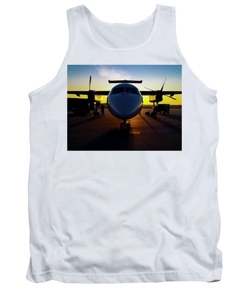 Dhc-8-300 Refueling Tank Top