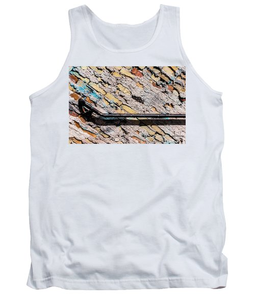 Diagonal Approach Tank Top