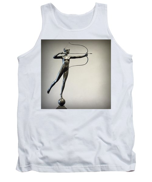 Diana Of The Tower Tank Top