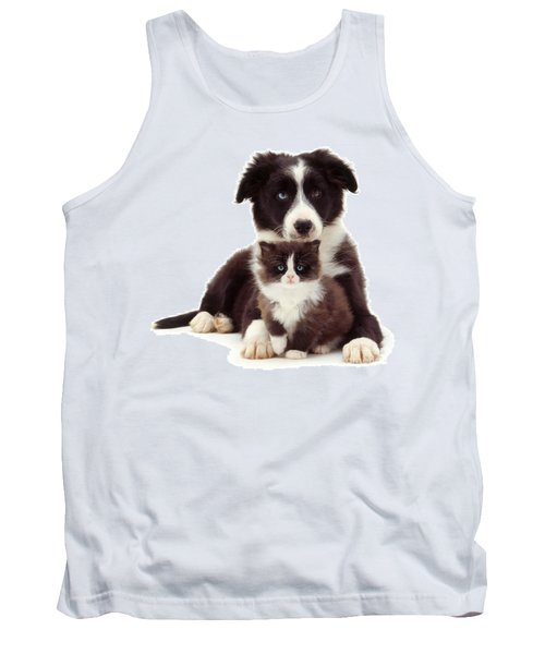 Different Strokes - Same Love Tank Top
