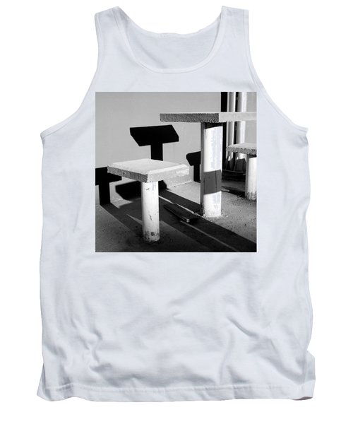 Square To Square 2009 1 Of 1 Tank Top