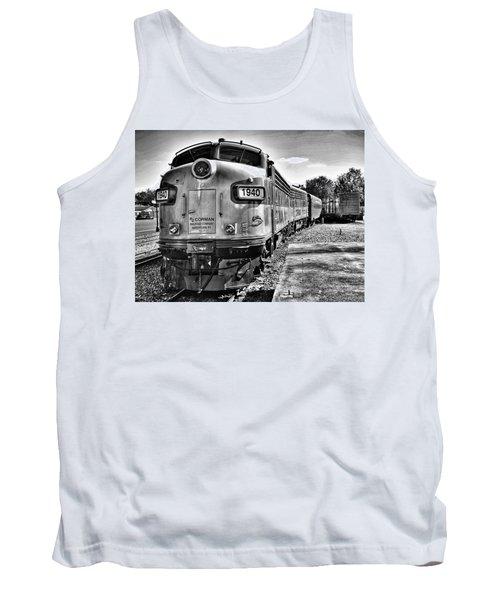 Dinner Train Tank Top