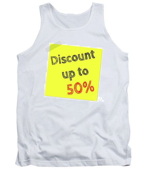 Discount Funny T-shirt Tank Top