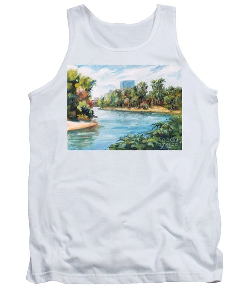 Discovery Park Tank Top