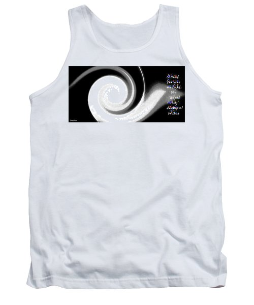 Dispel Darkness Tank Top