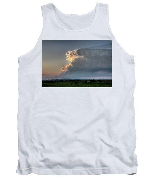 Distant Thunderstorm Tank Top