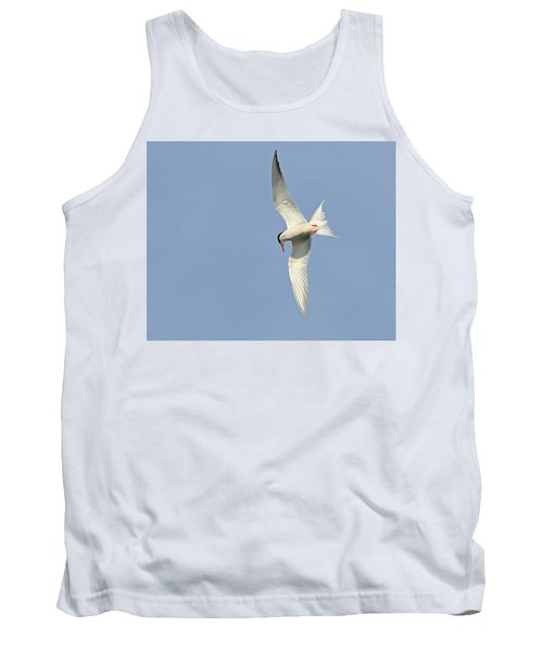 Tank Top featuring the photograph Dive by Tony Beck