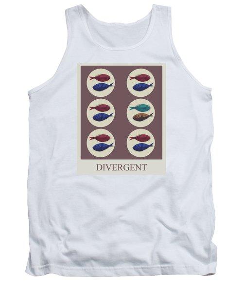 Divergent Tank Top