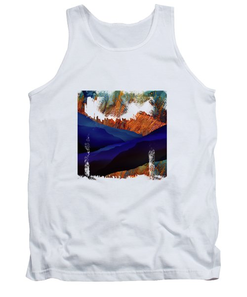 Divided Tank Top