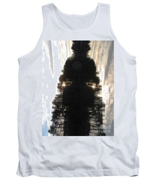 Do You See? Tank Top by Melissa Stoudt
