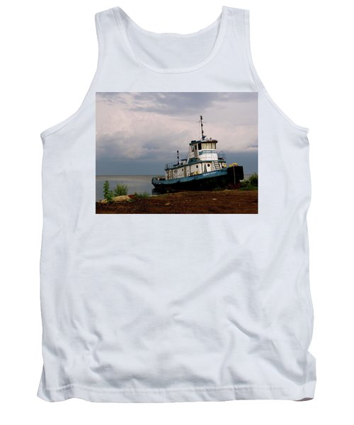 Docked On The Shore Tank Top