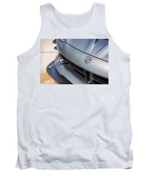 Tank Top featuring the photograph #dodge #acr #viper #print by ItzKirb Photography