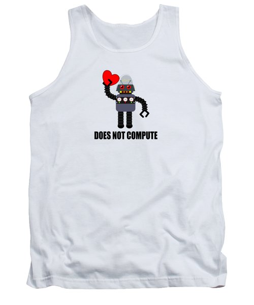 Does Not Compute Tank Top