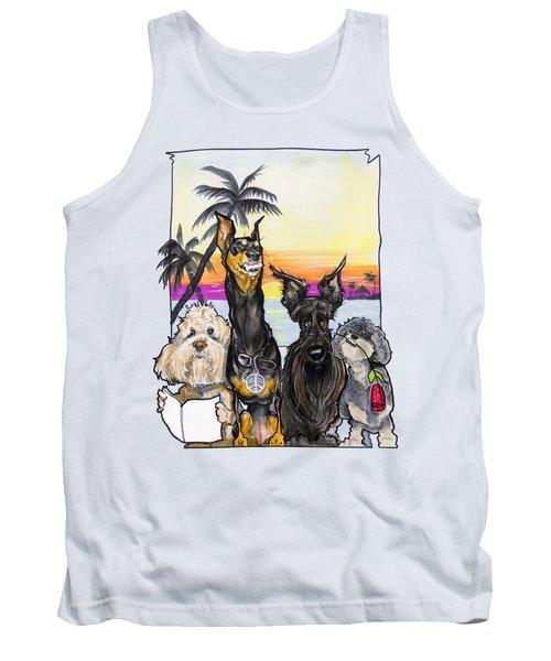 Dog Island Getaway Tank Top
