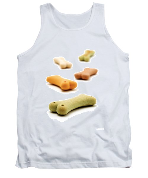 Dog's Biscuit  Tank Top