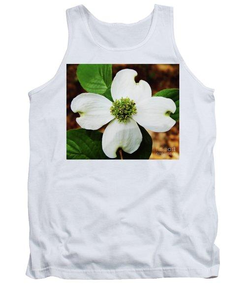 Dogwood Blossom Tank Top
