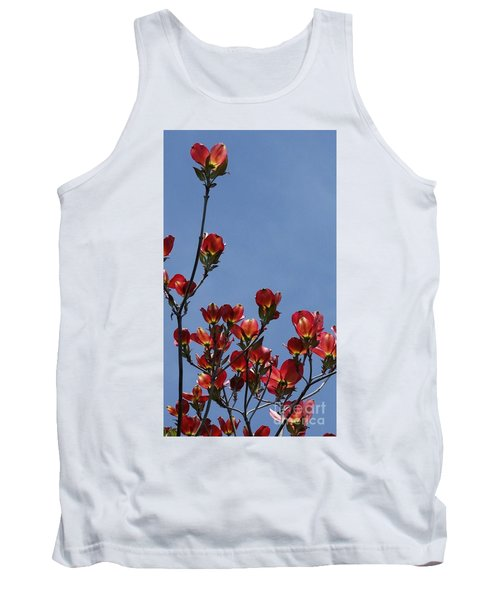 Tank Top featuring the photograph Dogwood by Victor K