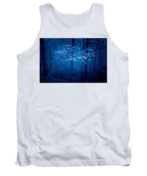 Tank Top featuring the photograph Dogwoods Of Texas by Linda Unger